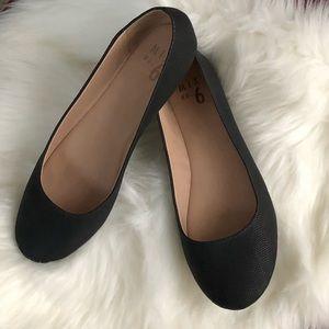 Mix No. 6 Shoes - Black Ballet Flats